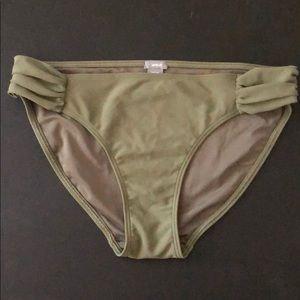 aerie Green Swim bottoms - Size M